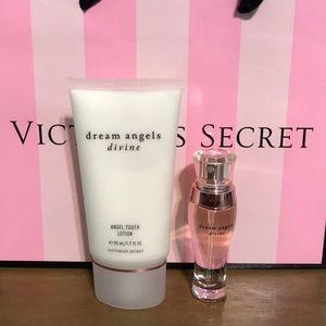 Victoria's Secret dream Angels divine set